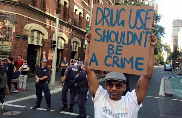 What would drug decriminalisation do to Australia?