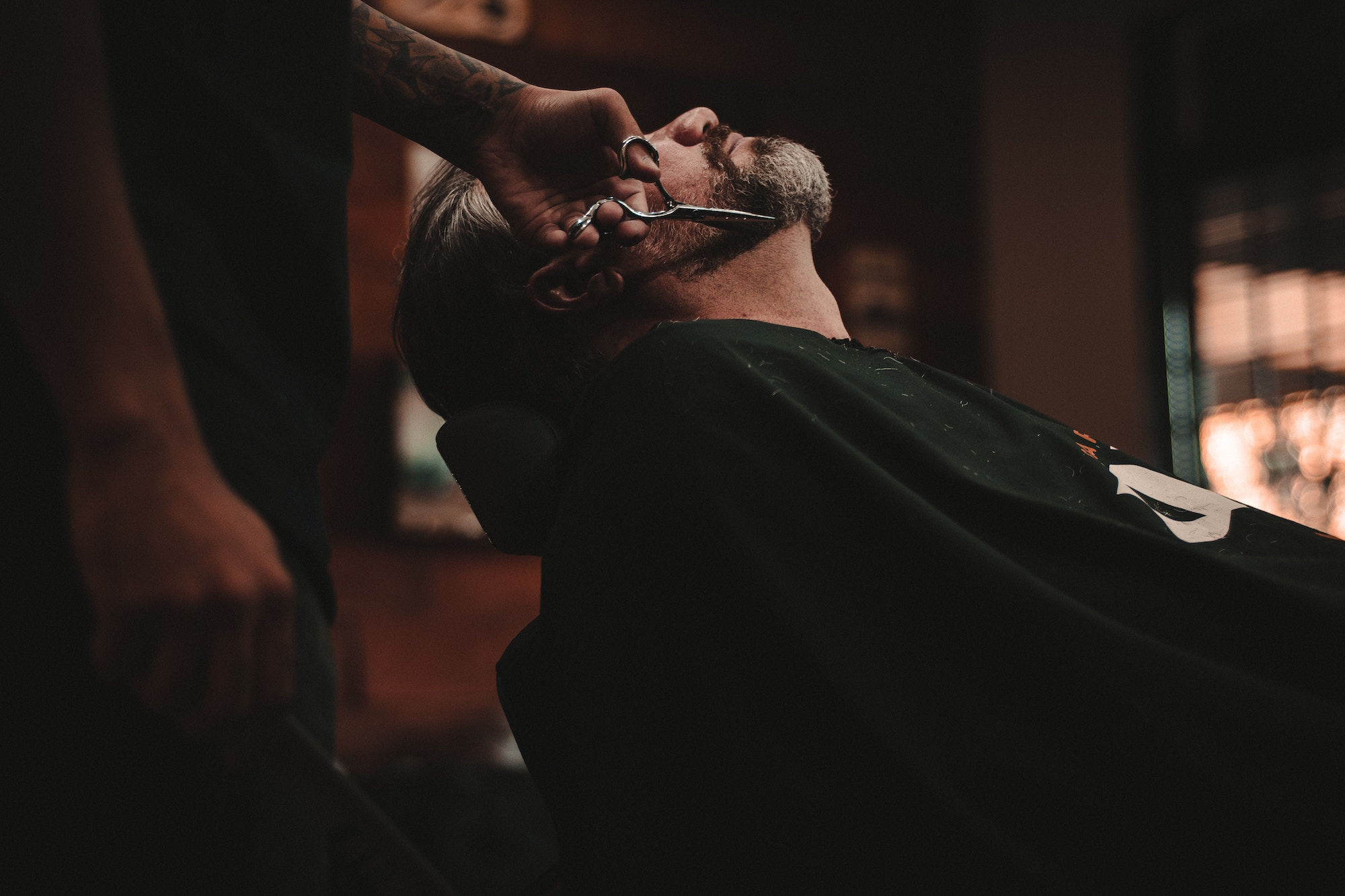 Boys don't cry: Talking mental health in the barbershop
